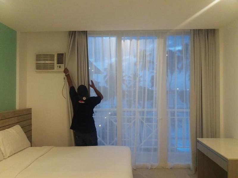 Club Samal Hotel Amp Resort Window Blinds 2 Decoshade